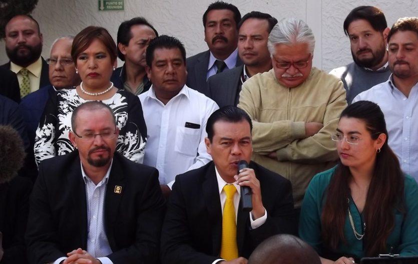 Inseguridad, y corrupción, los rivales a vencer: Juan Zepeda