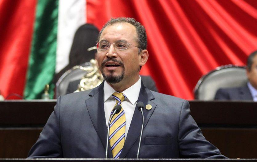 Precandidatura de Alfredo del Mazo, confirma que el PRI quiere perpetuar su oligarquía: Omar Ortega