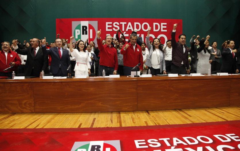 Al Relevo, Alejandra del Moral asume dirigencia del PRI