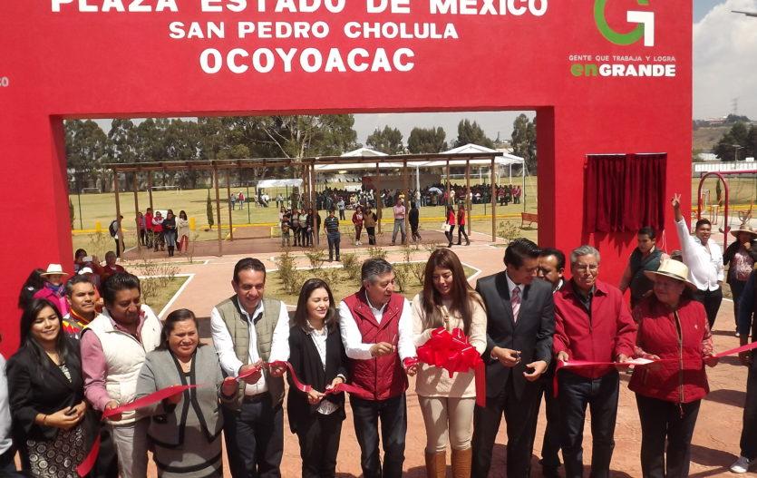 Diana Pérez entregó obras con una inversión superior a los 21 mdp