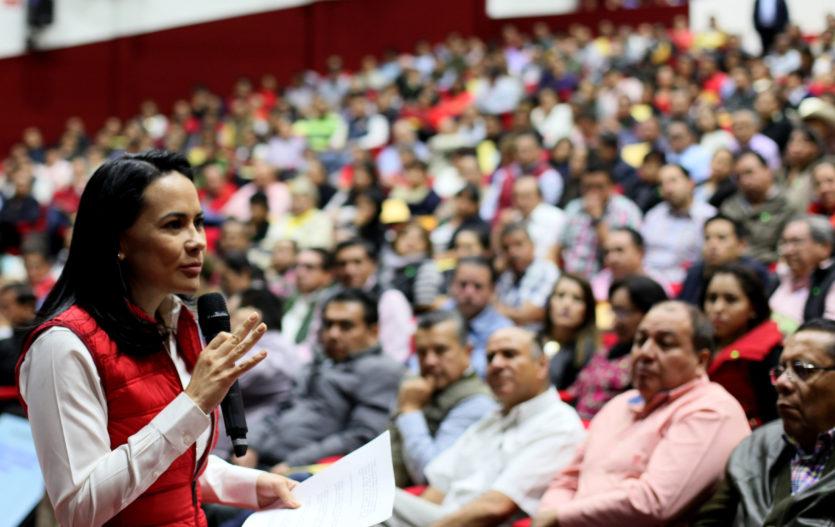 Voces populistas, disfrazadas de honestidad, pretenderán desacreditar el trabajo del gobierno: Alejandra del Moral