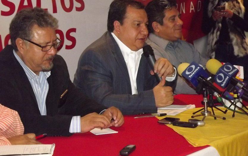 Pena de muerte a quienes cometan feminicidio: Oscar González
