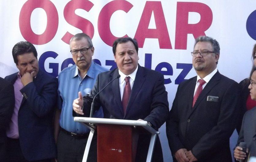 Oscar González llama a los gobiernos a no utilizar programas sociales con usos electoreros