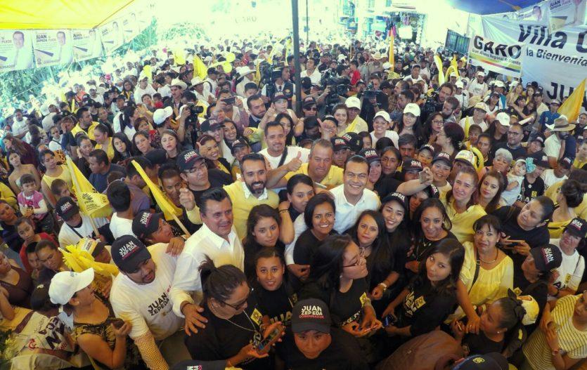 Juan Zepeda se suma al proyecto para edificar  Central de Abasto en Villa Guerrero