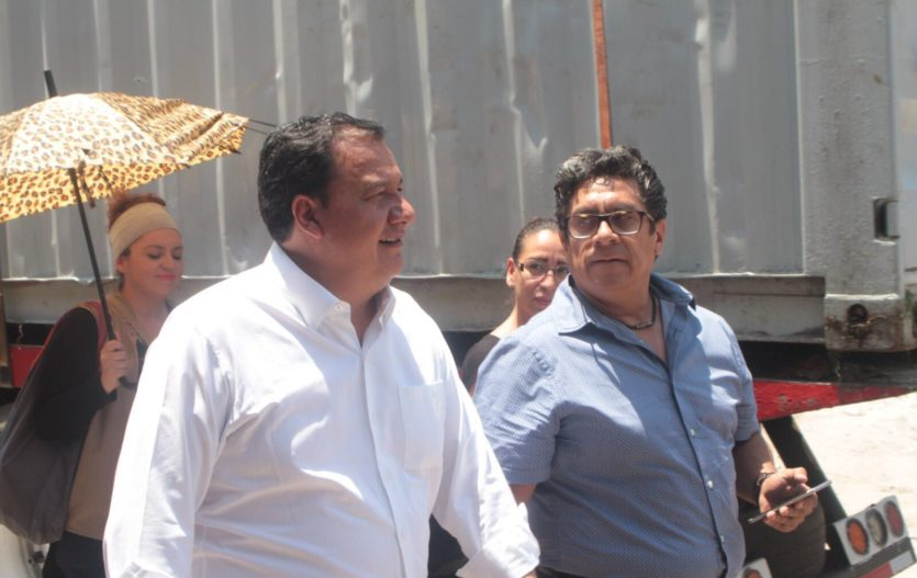 Juan Zepeda usurpa propuestas y logros del Partido del Trabajo: Oscar González