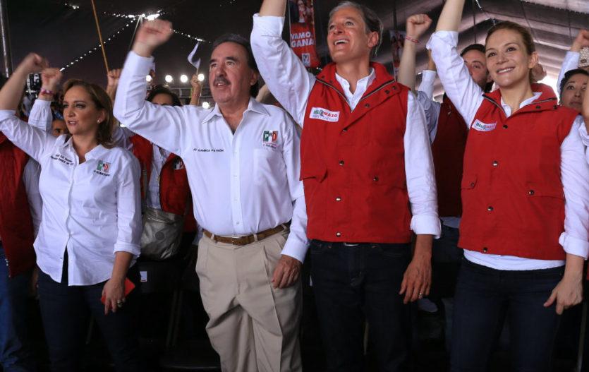 Asegura Del Mazo que ganará la elección