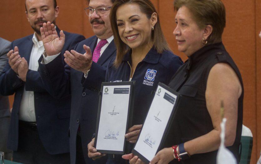 Bajar impuestos permitirá mayor recaudación, Josefina Vázquez Mota