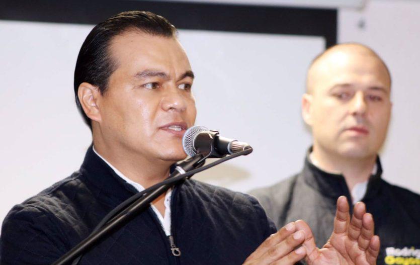 Ocho de cada 10 mexicanos quiere la alternancia y el Frente Amplio es la opción: Zepeda