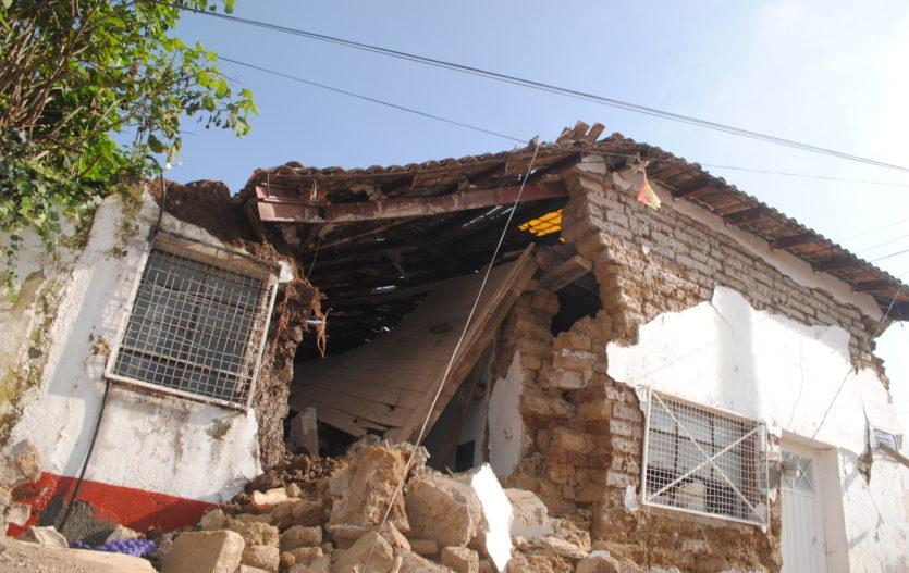 Joquicingo, uno de los municipios del Edomex con más afectaciones por el sismo