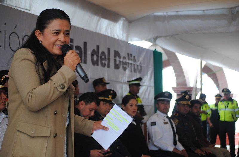 En Jiquipilco realizan feria de prevención del delito