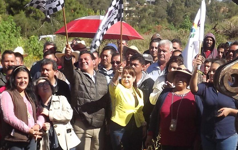 """Villa Guerrero inició su proyecto más importante para el comercio y desarrollo económico """"La Central de Abasto"""""""