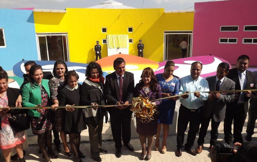 Inauguran nuevas instalaciones del DIF Villa Guerrero