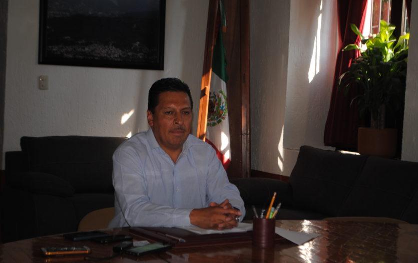 Obras en infraestructura educativa, servicios públicos, y seguridad, los rubros con mayor inversión en Tenancingo