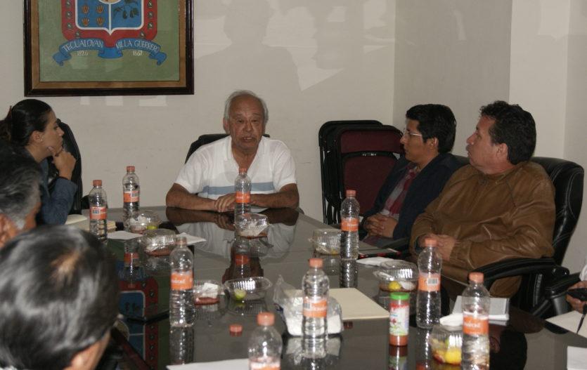 Preparan anteproyecto para edificar una EDAYO en Villa Guerrero