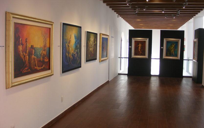 Museo Zanbatha, abre sus puertas a exposiciones de Sergio Sánchez, e Itzel Reyes