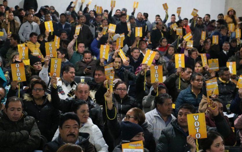 Listado completo del PRD a alcaldías y diputaciones del Edomex