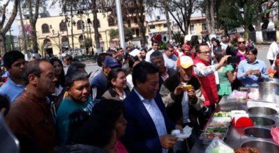!Preparate! Ya viene la segunda Feria del taco en Zinacantepec