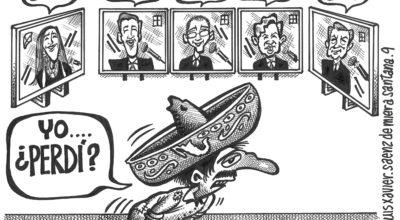 """El Cartón de la semana, """"Después del debate"""""""