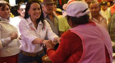 Alejandra del MORAL plantea entre sus propuestas, empoderar a las mujeres mexiquenses