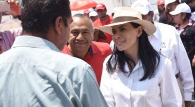 El triunfo nos lo dará el priísmo mexiquense: Alejandra del Moral