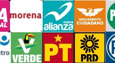 Partidos políticos y coaliciones presentaron registro de plataformas ante el IEEM