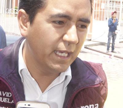 Reducción a salario de diputados, y más becas para jóvenes, se pronuncia David Orihuela